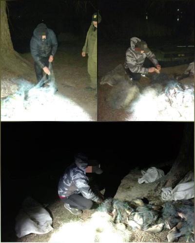 За тиждень порушники завдали понад 12 тис. грн збитків, - Рівненський рибоохоронний патруль