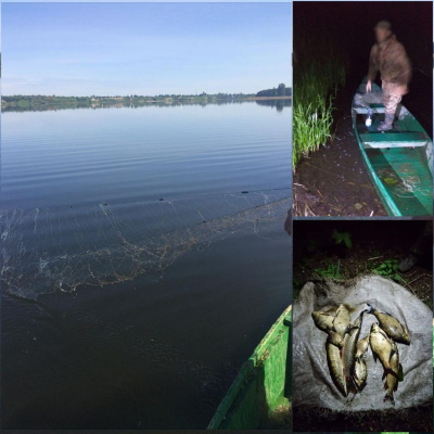 Протягом семи днів рівненські рибпатрульні зафіксували 37 порушень правил рибальства, - Рівненський рибоохоронний патруль