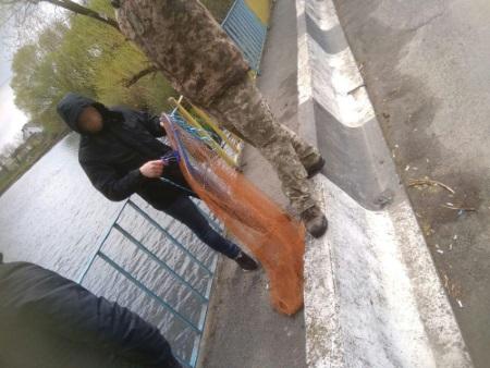 За один день в Рівненському районі виявлено п'ять правопорушень, - рибоохоронний патруль Рівненщини