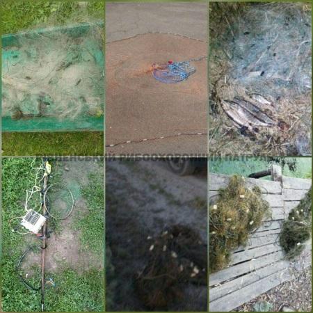 У квітні виявили 79 порушень правил рибальства, - Рівненський рибоохоронний патруль
