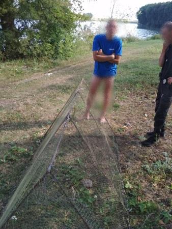 За тиждень зафіксовано 15 порушень природоохоронного законодавства, - Рівненський рибоохоронний патруль