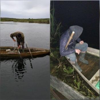 За день на річці Путилівка зафіксовано чотири порушення правил рибальства